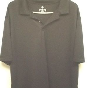 Men's Lands' End Short Sleeve Polo Shirt Size XL